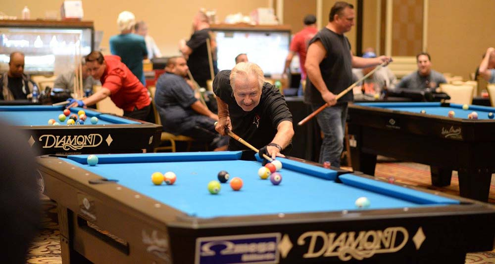 TAP Las Vegas - 8-Ball, 9-Ball and 10-Ball TAP League National Pool