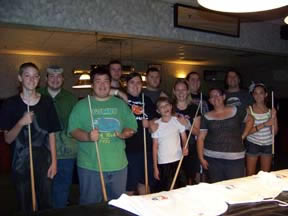 junior pool tournament